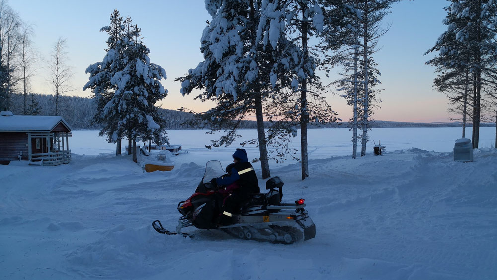 lapland Overnight Safari