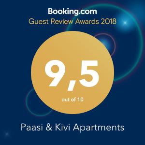 Booking.com Residence Rental